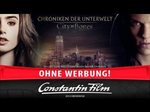 The Mortal Instruments: City of Bones (German Trailer)