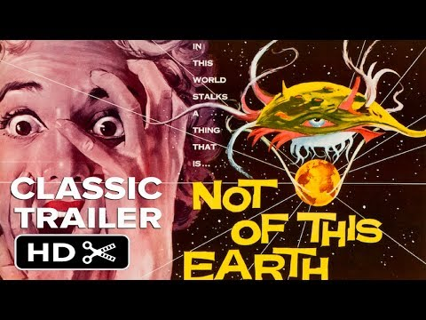 NOT OF THIS EARTH (1988) Official Trailer