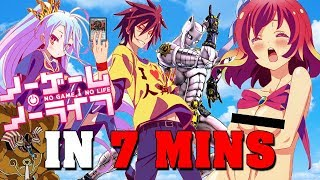 Nonton No Game No Life In 7 Minutes Film Subtitle Indonesia Streaming Movie Download