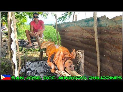 EP142 - Lechon Baboy Backyard Cooking | Pablessing ng Bangka at 8th Months Celebration ni Gray