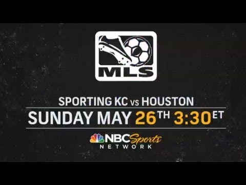 LIVE on the NBC Sports Network | Sporting KC vs Houston Dynamo_Labdar�g�s MLS legjobb vide�k. Sport of USA