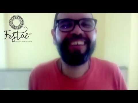 O cineasta René Guerra te convida para o #FESTAL2017