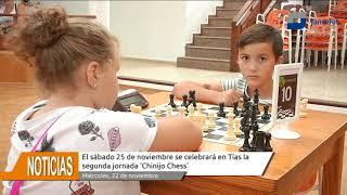 Llega la segunda jornada 'Chinijo Chess' a Tías