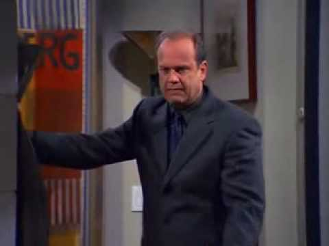 Frasier Has Issues with Racism