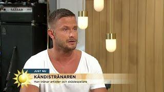 Video Möt tränaren bakom Skarsgårds Tarzankropp - Nyhetsmorgon (TV4) MP3, 3GP, MP4, WEBM, AVI, FLV Maret 2018