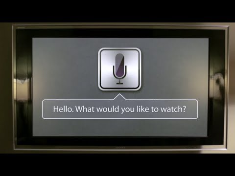 Introducing Siri for TV