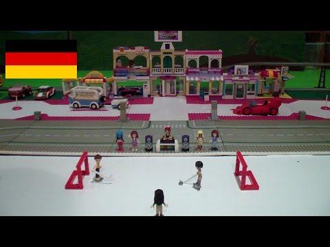 Lego Friends – Die Rettung ( Stop Motion Film in ganzer länge Deutsch )
