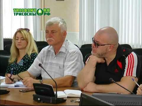 Заседание штаба по ситуации в сфере ЖКХ 14.08.2018 - DomaVideo.Ru
