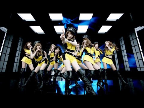 Girls' Generation 소녀시대_MR. TAXI_Music Video (JPN ver.)