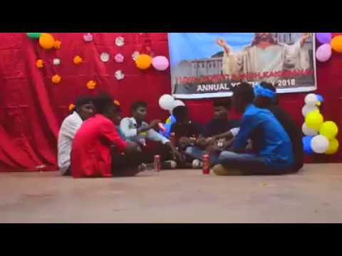 Stage program || kansbahal Parish || Dance compitition || Youth day special