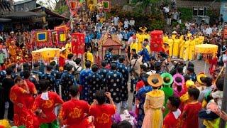 Chau Doc (An Giang) Vietnam  city photos gallery : LAND LADY'S TEMPLE FESTIVAL- Chau Doc, An Giang, Vietnam (Full)