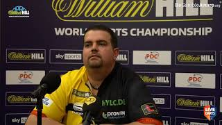 "Gabriel Clemens on ending Peter Wright's world title defence: ""I know I can beat any player"""