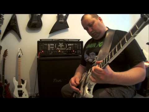 ESP Eclipse I CTM Camo - Freestyle solo