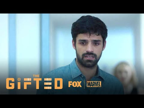 Eclipse Meets His Newborn Daughter | Season 2 Ep. 3 | THE GIFTED