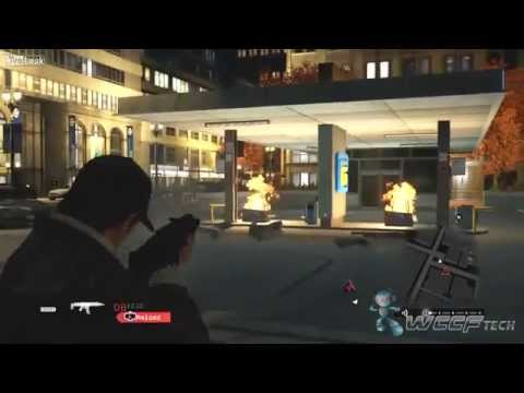 Watch Dogs - New Leaked Gameplay - Xbox One Footage