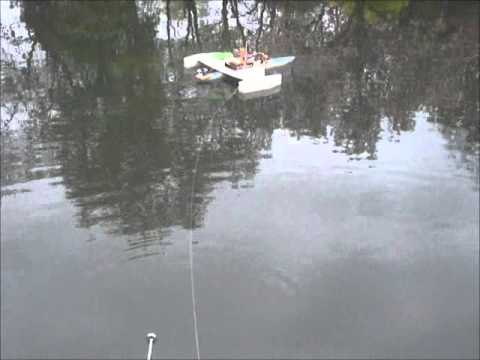 comment demonter helice bateau