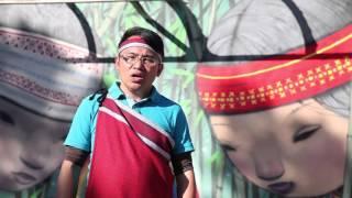 歌謠篇   汶水泰雅語 01quwas na'hanang ka' kai' na' Itaal 泰雅族語字母的聲音《傳唱篇》