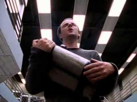 """Oz - Season 4 Finale """"He's got a bomb!"""""""