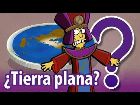 ¿La tierra es plana?