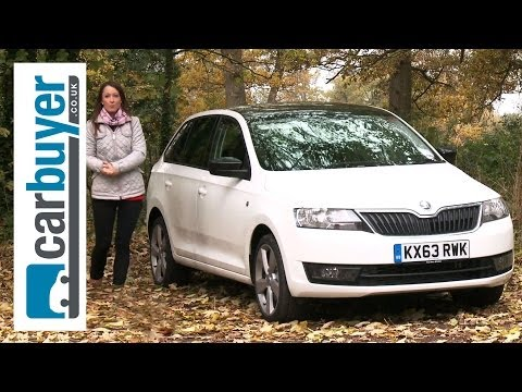 Review - Skoda Rapid Spaceback 2013 review: http://bit.ly/1cmtYRQ Subscribe to the CarBuyer YouTube channel: http://bit.ly/17k4fct Subscribe to Auto Express: http://s...