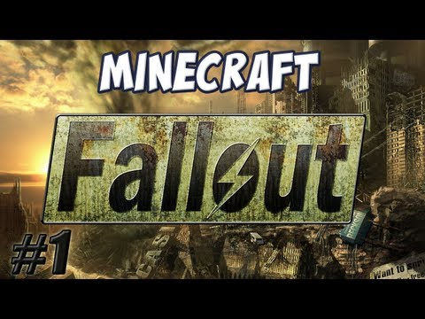 Download Minecraft Fallout Part 1   Fresh Out The Vault