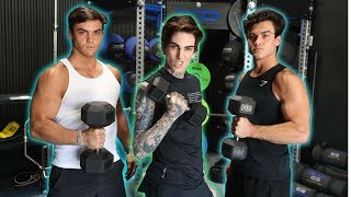 Switching Lives With The Dolan Twins by Jeffree Star