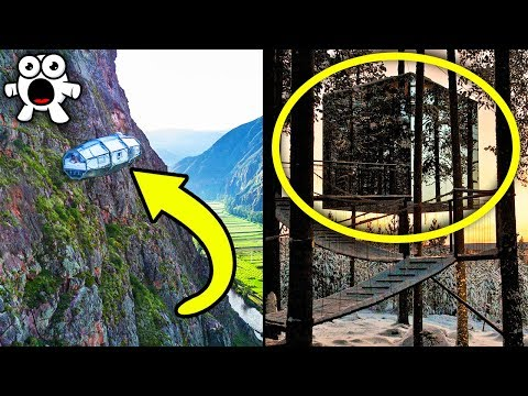 Top 10 Most AMAZING Hotels You Wont Believe Exist