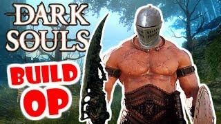 """Dark Souls ¡¡BUILD OP EN 15 MINUTOS!!En este vídeo te voy a explicar cómo hacer una build OP nada más comenzar el juego. En 15 minutos habremos creado un personaje, que te va a permitir pasarte el juego sin mayores problemas y que además sirven en algunos casos para jugar PvP. Además, lo bueno es que esta build de Dark Souls se ajusta a distintos estilos de lucha y podrás elegir entre armas poderosas de fuerza o armas rápidas de destreza.¿Te ha gustado este vídeo? ¡SUSCRÍBETE PARA MÁS! http://bit.ly/1H1gvxvSi te has quedado con ganas de más, puedes ver también estos vídeos de Dark Souls:Dark Souls: Top 5 mejores armas y cómo conseguirlas:https://www.youtube.com/watch?v=8KpTanl6VtQDark Souls: Guia de armashttps://www.youtube.com/watch?v=IHFKSBnY8lUDark Souls es un RPG de acción en tercera persona con elementos de Hack and Slash, que se caracteriza por una atmósfera oscura y una dificultad muy por encima de los estándares actuales. El juego recibió excelentes críticas debido a su jugabilidad desafiante, su atmósfera absorbente, sus controles prácticos y a su innovador modo multijugador, la mayoría de estos aspectos importados de su predecesor espiritual Demon's Souls.El juego tiene lugar en los últimos días de la """"edad del fuego"""", la cual, como es relatado al principio de la historia, comenzó tras la derrota de los dragones que anteriormente reinaban el mundo.Dark Souls II, es un juego desarrollado por From Software y sigue la estela de Dark Souls. Fue anunciado el pasado 7 de Diciembre de 2012. El juego se desarrolla para el PS3, Xbox 360, y PC por Namco Bandai Games. El 7 de abril de 2015 se estrenó Dark Souls II: Scholar of the First Sin, una versión especial del mismo.La historia de Dark Souls II no conecta directamente con la de Dark Souls, aunque ambos toman lugar en el mismo mundo. El protagonista se encuentra en Drangleic, una tierra anteriormente muy próspero que se ha caído en ruinas, para buscar una cura para su aflicción, la maldición de los No Muertos. Em"""