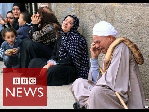 Egypt's crackdown on Muslim Brotherhood explained in 60 seco