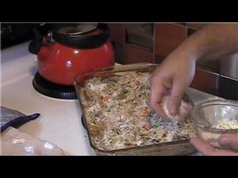 Quick Chicken Recipes : Low-Fat Chicken Casserole Recipe