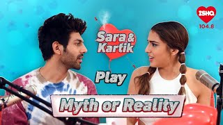 Video Sara Ali Khan and Kartik Aaryan reveal the truth | Ishq Myth Busters download in MP3, 3GP, MP4, WEBM, AVI, FLV January 2017