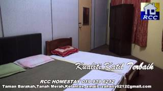 Tanah Merah Malaysia  City pictures : Homestay Kelantan RCC Tanah Merah Kelantan Malaysia