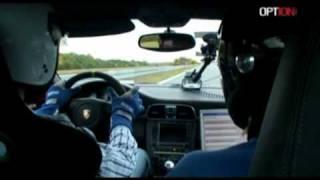 391.7 km/h en Porsche 9ff TR 1000 ! (Option Auto)