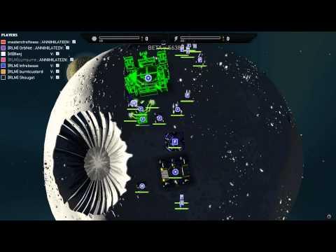 Planetary Annihilation BETA – Itsy bitsy little tiny poke a dot bikini FFA