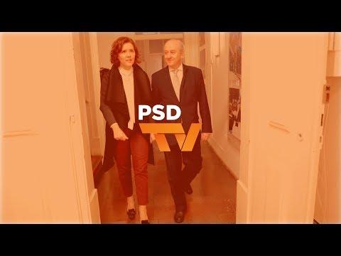 PSD e CDS têm visão comum sobre atual governo