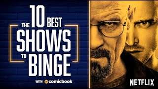 10 Best Shows to Binge on NETFLIX by Comicbook.com