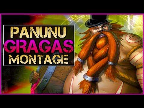 最猛的酒桶.. 古拉格斯神 Panunu