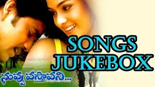 Nuvvu Vasthavani | Telugu Movie Full Songs | Jukebox | Nagarjuna, Simran