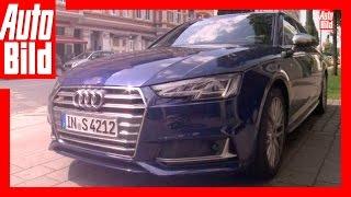 Kommentar Audi S4 Avant by Auto Bild