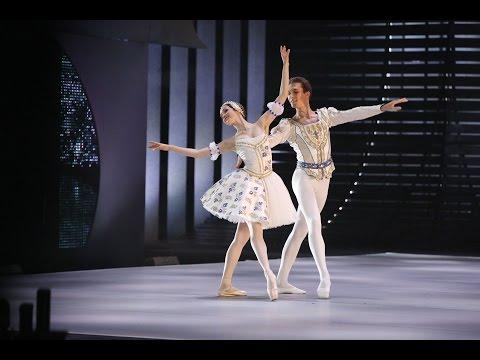 Большой балет. Инна Билаш, Никита Четвериков. Па-де-де из балета 'Голубая птица...'