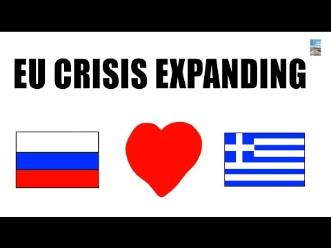Greece CRISIS Goes Systemic as Banker Controlled EU Suffering MELTDOWN!