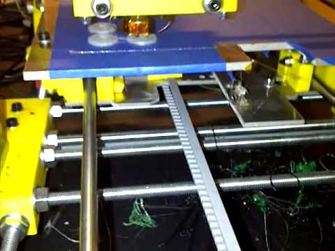 Video of BotMill 3D Printers