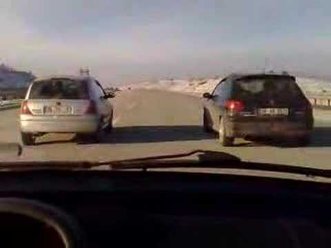 clio rs vs peugeot 206 rc