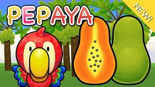 Video Lagu Anak Indonesia | Pepaya MP3, 3GP, MP4, WEBM, AVI, FLV Februari 2019