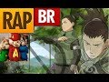 Rap do Shikamaru (Naruto) PLAYER TAUZ ►Com o som do esquilo| Tauz RapTributo