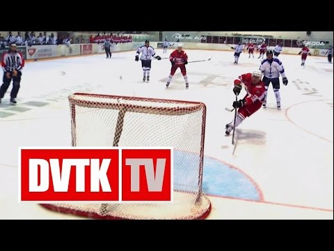 MOL 8: DVTK Jegesmedvék - Újpest 5-3