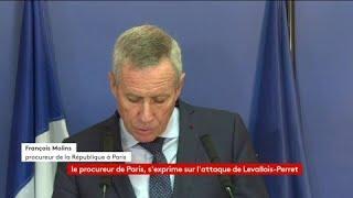 """""""Le véhicule A3 utilisé par les terroristes lors de l'attaque de Cambrils se trouvait en France les 11 et 12 août 2017"""", confirme François Molins le procureur de la République de Paris"""