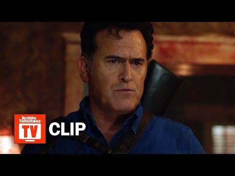 Ash vs Evil Dead S03E09 Clip | 'Once & For All!' | Rotten Tomatoes TV