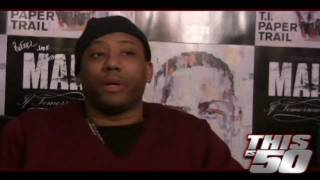 Maino Talks About the beef 50 Cent Vs Rick Ross
