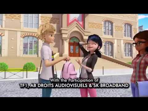 Miraculous Ladybug season 1 episode 5 Timebreaker (EngDUB)